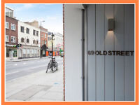 Serviced Offices in * Old Street-EC1V * Office Space To Rent