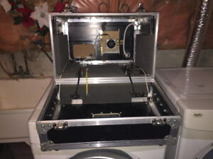 Custom Mobile DJ Road Case