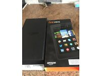 BRANDNEW AMZON HD FIRE TABLET 6inch
