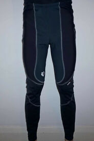 Pearl Izumi AmFib tights for wet cold weather cycling XL