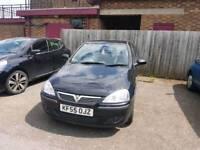 Vauxhall Corsa 55 plate