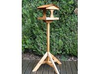 Traditional Bird Table