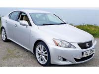 Lexus IS250 SE-L 2.5 V6 petrol Automatic ... SatNav / Revesce camera / Leather seat ...