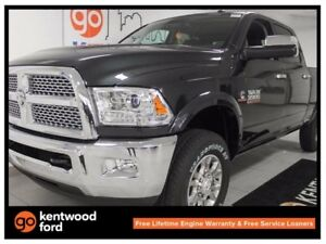 2017 Ram 3500 Laramie 6.7L Turbo Diesel, heated leather seats, c
