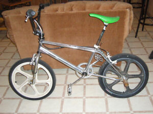 Wanted:  Old BMX bikes from the 80's and 90s