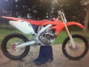 2008 CRF450R