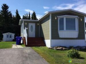 126 000$ - Maison mobile à vendre à Baie-Comeau