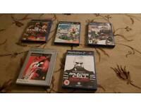 Playstation 2 Games Bundle - PS2