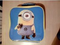 Minions lunch bag!