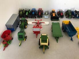 Model farm toys