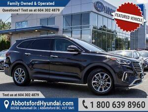 2017 Hyundai Santa Fe XL Luxury ACCIDENT FREE