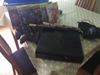 Xbox 360 Console, Games & Accessories