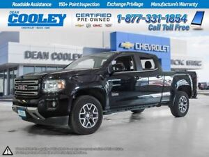 2015 GMC Canyon SLE/REMOTE START/HTD FRONT SEATS/ ALL TERRAIN