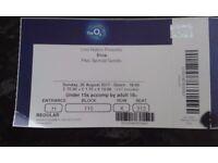 BROS concert Tickets O2