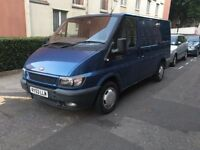 2003 (53) FORD TRANSIT SHORT WHEEL BASE for swap NOT A ROT BOX
