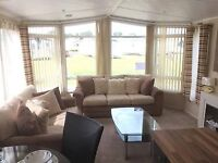 Stunning Lodge Spec Static Caravan for Sale, Flagship Park, 12m Season, Pet Friendly, Beach Access!