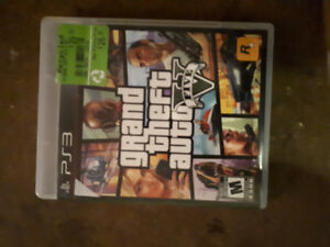 Ps3 Game: Grand theft Auto V