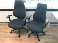 BARGAIN! 8 Desk Chairs, All working. Good quality chairs for your office.