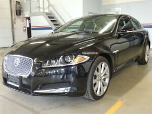 2013 Jaguar XF 3.0L, AWD, NAVIGATION, BACK UP CAMERA