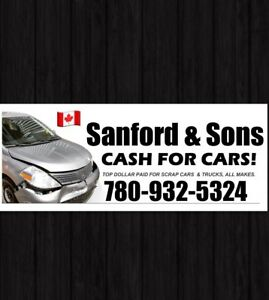 Sanford and sons cash for cars