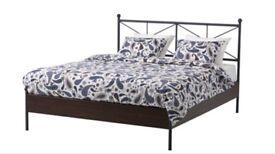 IKEA Musken Double bed for sale