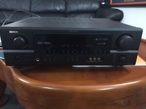 Dennon 7.2 Channel Amp/Receiver Multi Channel