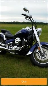 2008 Yamaha VSTAR