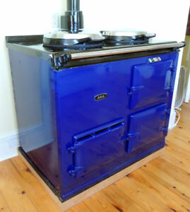 AGA British Cast Iron Stove and Cooker