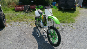 2001 Kx 250 - mint shape !