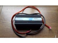 Ring Powersourcepro 1100 12v to 240v power inverter.
