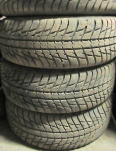 Nokian WRG3 All Weather Tires 17 INCH in size (4Tires)(P235/65/1