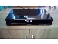 Panasonic smart digital freeview recorder box