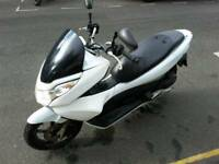 Honda pcx 125 Auto moped motorcycle scooter only 1499
