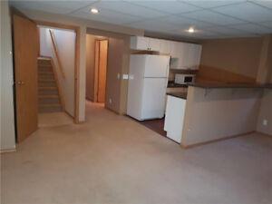1Bdr Basement Suite in Bridlewood SW