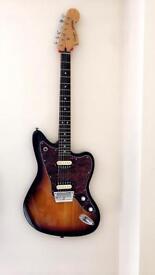 Fender Jaguar (Squier) ELECTRIC GUITAR