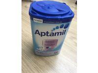 Aptamil hungry milk £4