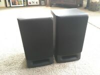 Free Speakers to a Good Home