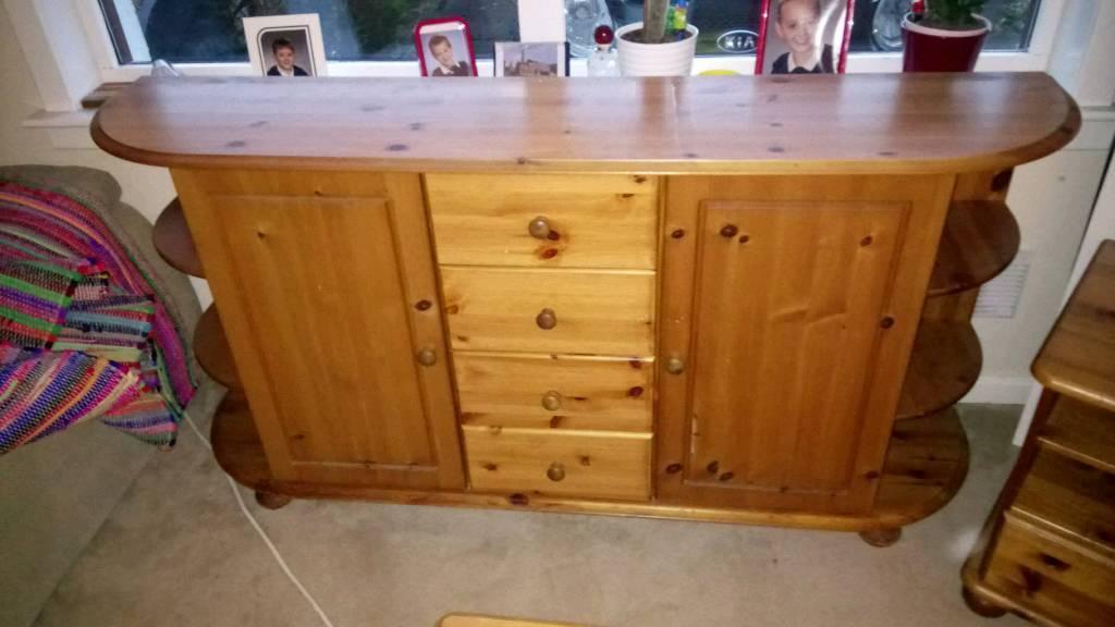Pine Living Room Furniture