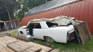 65 Continental for parts