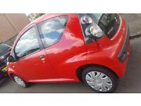 2007 CITROEN C1 --1.0L- £20 ROAD TAX--BEAUTIFULL FIRST CAR MOT 18/02/18