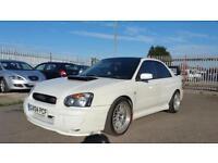 2004 Subaru Impreza wrx 2.0 petrol turbo not sti