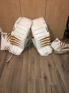 Brian's jambières et gants junior série H