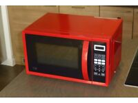 Digital Microwave - Red