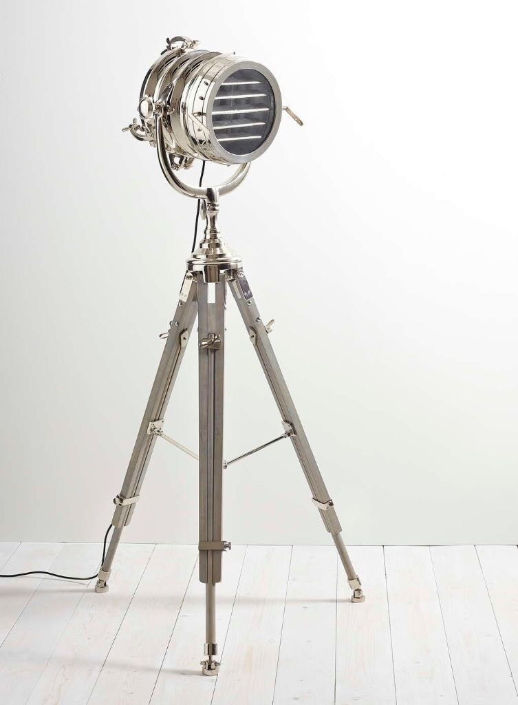 LAMP RARE Holly Willoughby camera floor lamp £200ono