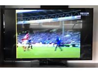 "Panasonic 50"" 1080p Full HD TV"