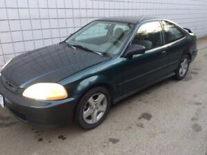 1997 Honda Civic Hatchback