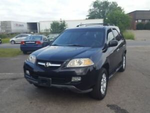 2005 Acura MDX w/Tech Pkg Navi,DVD,B/UP Camera