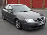 SAAB 9-3 VECTOR SPORT TID - 05 PLATE 180 BHP 6 SPEED SUPERB
