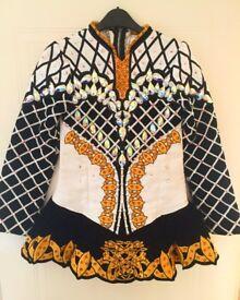 Celtic Star Irish Dancing Dress