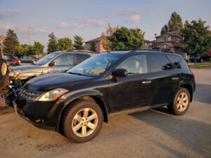 2007 Nissan Murano - Selling because relocating - $5000